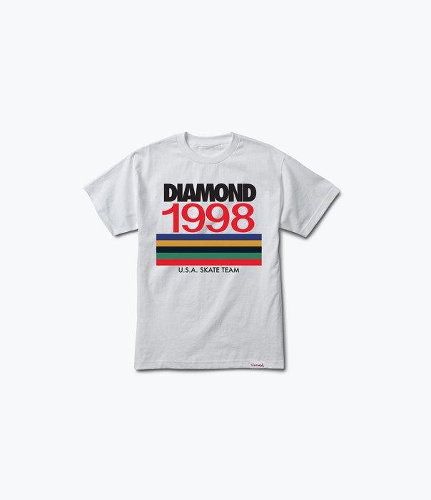 [JIMI 2] Diamond Supply Co - Nineties 短Tee 經典款 加州人氣街牌