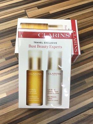 Clarins豐胸緊緻套裝Bust Beauty Experts