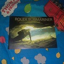 rolex booklet  submariner 16610