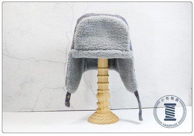 ✿小布物曲✿手作中性飛行帽 雙面均可使用 精巧手工車縫製作 高級進口布料質感超優 遮陽 保暖