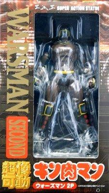 日本正版 超像可動 筋肉人 金肉人 戰爭人 2P 模型 公仔 日本代購