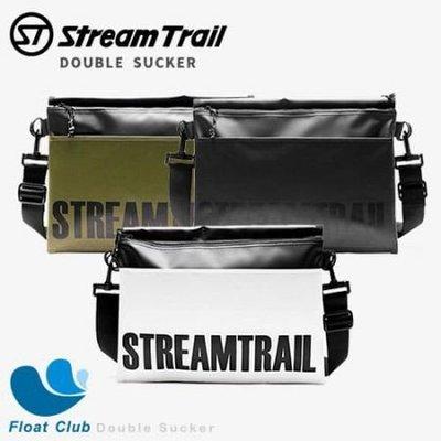 獨家贈擦拭布 StreamTrail 單肩包系列 Double Sucker /  單肩休閒包 防水包 原價2100元