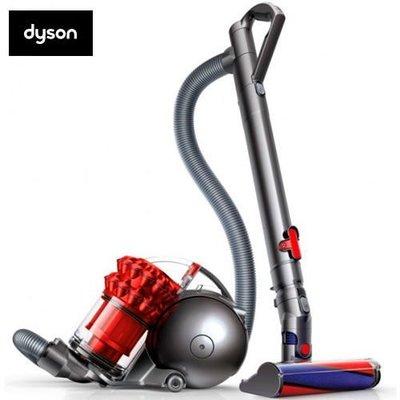 Dyson Ball fluffy+ CY24圓筒式吸塵器 炫麗紅