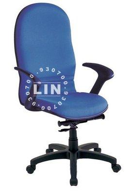 【品特優家具倉儲】362-05辦公椅主管椅高背主管椅
