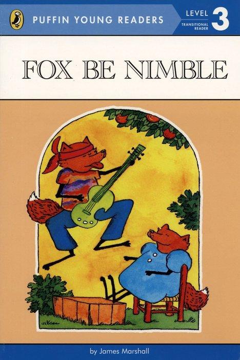 *小貝比的家*FOX BE NIMBLE/ LEVEL 3 /平裝/7~12歲/第三階