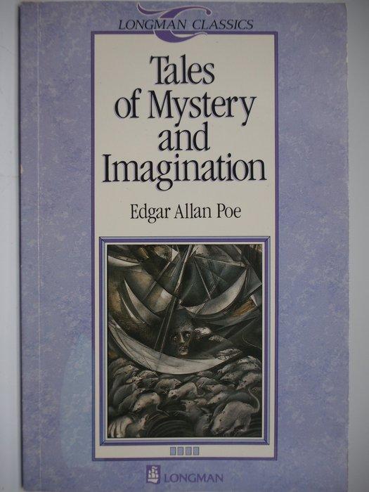 【月界】Tales of Mystery and Imagination(絕版)_Allan Poe 〖語言學習〗CIL