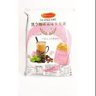 《小瓢蟲生機坊》Supreme - 凱令咖啡風味卡夫茶 33gx15包/袋 卡夫茶 咖啡粉 即溶咖啡