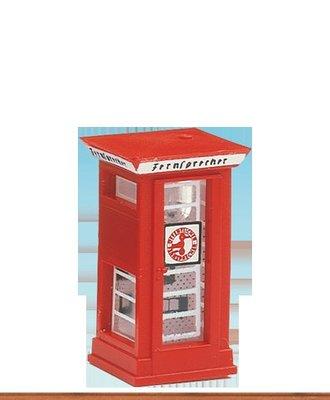 傑仲 博蘭 公司貨 BRAWA 燈具組 Telephone Box 4568 N