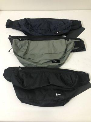 NIKE HOOD WAISTPACK 黑 深藍 綠 運動 腰包 斜背包 側背包 BZ9814-067-308-406