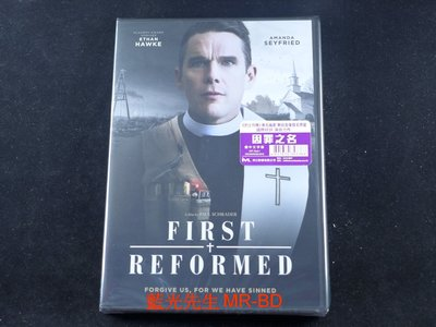 [DVD] - 牧師的最後誘惑 ( 因罪之名 ) First Reformed