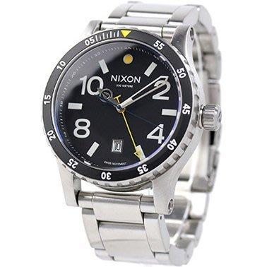 NIXON 尼克森 手錶 DIPLOMAT SS 45mm 200m 大錶面 運動 A277-000 A277000