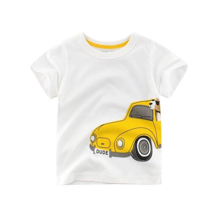 童裝 夏季男童短袖 T恤 衫 兒童  服裝寶寶tshirt baby clothes