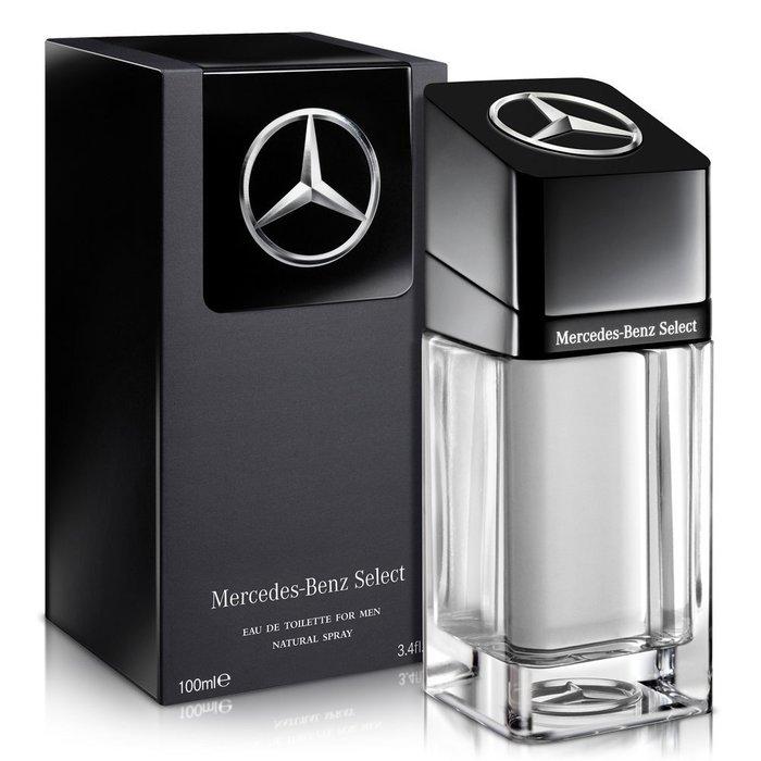 香水分裝 Mercedes Benz Select 賓士 帝耀非凡 男性淡香水1ML【凱希恩香水美妝】
