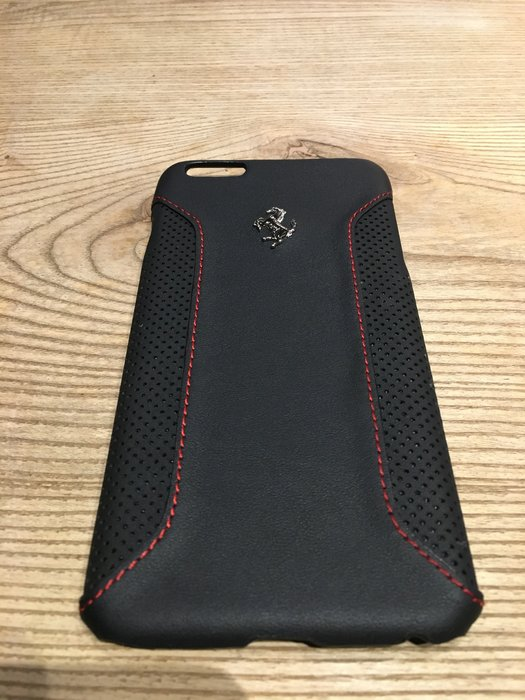 Ferrari iphone6/6s plus皮革手機殼