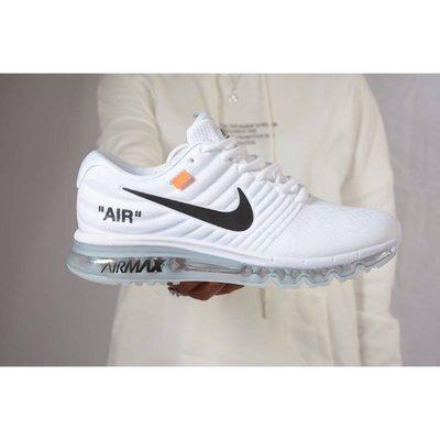 特價促銷 OFF WHITE×Nike Air Max97 the ten OW联名跑鞋AJ4585-100