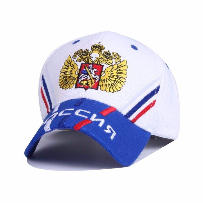 FIND 韓國品牌棒球帽 男女情侶 時尚街頭潮流 俄國國徽刺繡 帽子 太陽帽 鴨舌帽 棒球帽