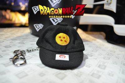 New Era x Dragon Ball Keychain Black 七龍珠 (龍珠)漫畫黑色龍珠肆鑰匙圈