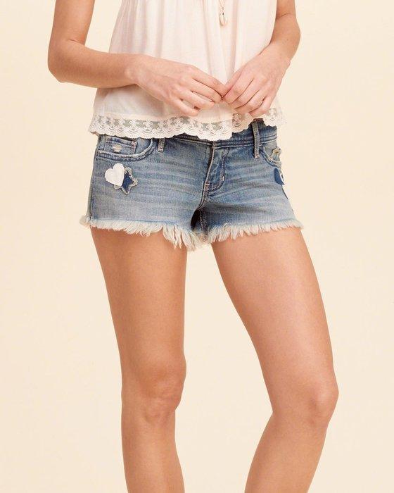 【現貨出清不退換】女 HCO 海鷗   牛仔短褲 保證正品 歡迎來店參觀選購