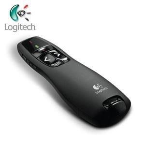 【全新含稅】Logitech 羅技 R400 2.4GHz 無線簡報器 無線簡報筆 無線簡報器 紅光雷射