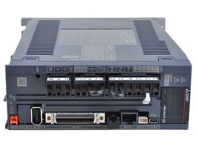 【KC.PLC_FA 】 三菱 MITSUBISHI MR-J4系列 伺服驅動器  MR-J4-100A