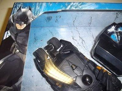 {絕版倉庫}蝙蝠俠 暗黑騎士 遙控車 稀有到!!!!!!!!!!