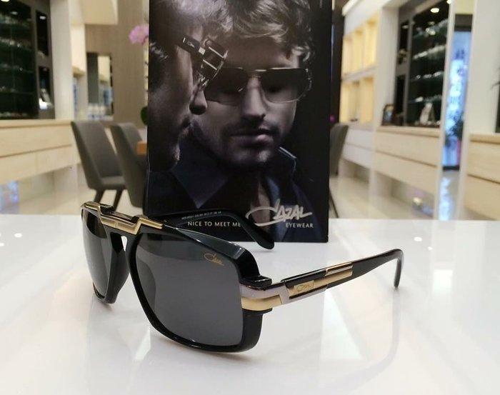 ✨CAZAL 德國手工框✨ 太陽眼鏡 框面上緣有了金屬元件的點綴 時尚更加分 不同的框型 有不一樣的獨特