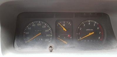 2003年式5月 Toyota Zace 瑞獅 箱型車自排 客貨車 箱型 廂式