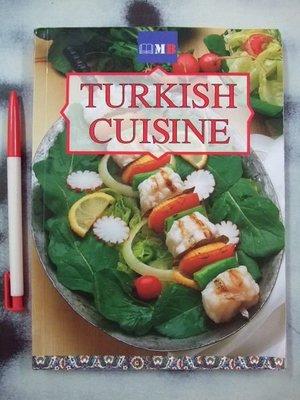 6980銤:A5☆2003年『土耳其食譜 Turkish Cuisine-英文版』Savkay著《MB》