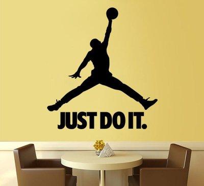 【貼貼屋】NBA 籃球明星 壁貼 Jo...