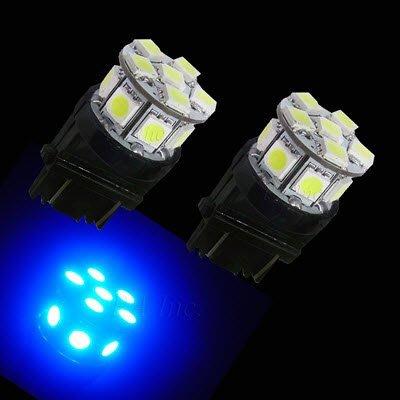 【PA LED】迷你型 3157 3156 美規車 13晶 39晶體 SMD LED 方向燈 角燈 煞車燈 藍光