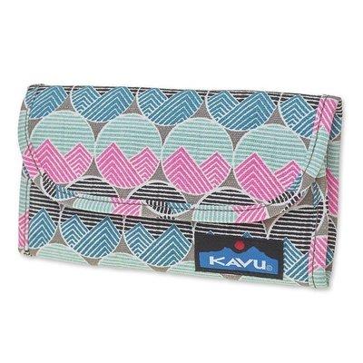 【【蘋果戶外】】KAVU 965-845 地平線點 Big Spender 美國潮牌 休閒錢包 皮夾 長夾 潮包 零錢包