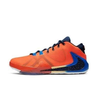 Nike Zoom Freak 1 MVP 字母哥 Giannis Antetokounmpo 兄弟 父母 玫瑰 希臘 雙層 Zoom Air 橘色 各尺寸