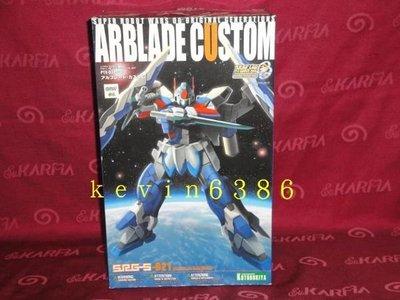 東京都-機器人大戰-1/144 PTX-014-03 CARBLADE CUSTOM 亞爾布雷德(S.R.G-S-014)現貨