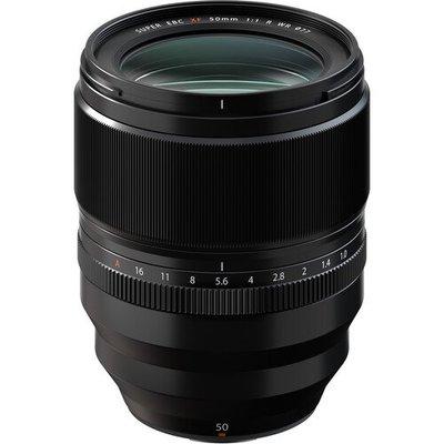 預購 富士 Fujifilm XF 50mm F1.0 R WR ・鏡頭 f1 超大光圈 恆昶公司貨