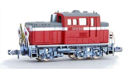 [玩具共和國] MA A1042 Cタイプ機関車 DD51タイプ お召仕様