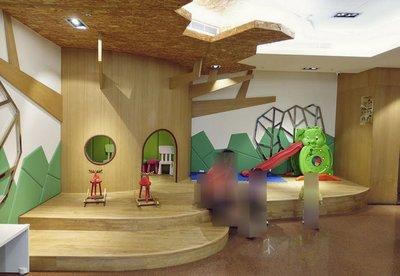 @瑞寶旅遊@台中兆品酒店【2~4人住宿 $1750起】雲朗觀光集團「兒童遊戲室、戲水池、SPA區~最划算的親子飯店」