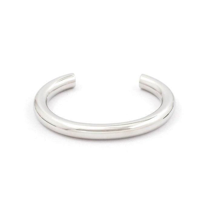 美國東村【Recovery 】8MM圓柱C形鋼手環