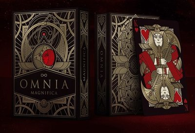 【USPCC撲克】Omnia Magnifica 咖