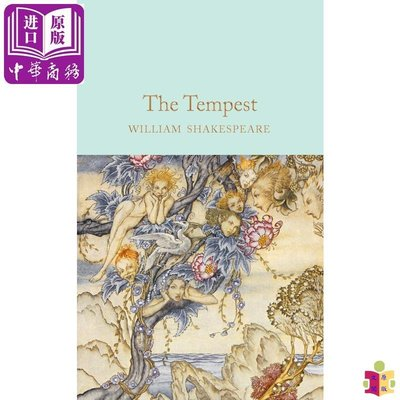 [文閲原版]Collectors Library系列:暴風雨 英文原版 The Tempest 莎士比亞作品 William Shakespeare