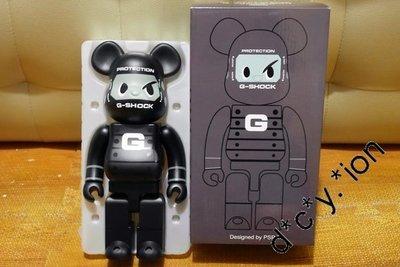 Medicom Toy 2013 x G-Shock Man DW-5600MT 400% Bearbrick