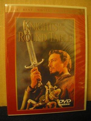 《DVD-奧斯卡金獎電影》*Knights of the Round Table (圓桌武士)*全新未拆封*下標即結