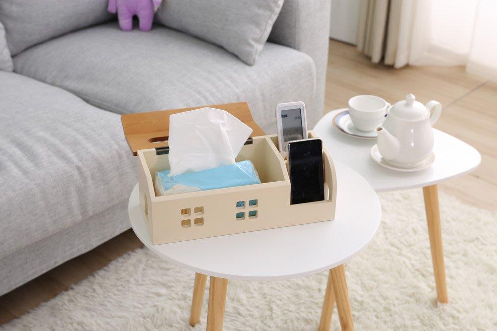 佧蘿家居館-英式 鄉村風格桌上收納盒(免組裝)