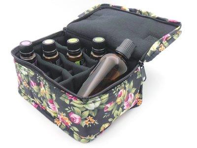 泳 促銷 精油包 收納包16格+1 椰子油 多特瑞doTERRA 5ml 10ml 15ml 精油瓶防震布包 攜帶包