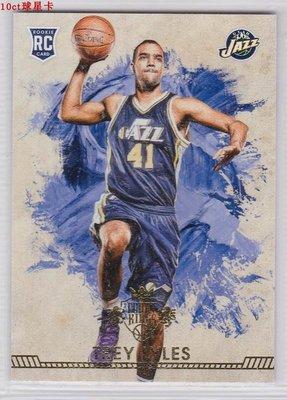 【收藏卡 球星卡】篮球nba球星卡2015-16 court kings 油画系列 二级新秀 rookie rc