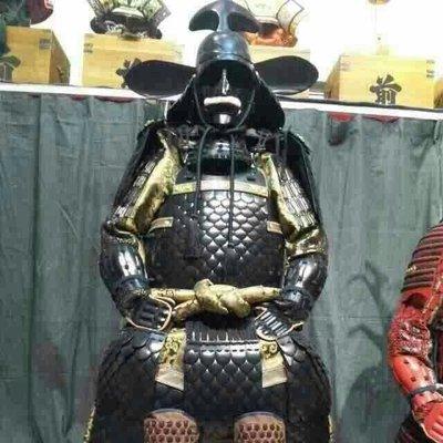 名家99日本各種武士名將大名盔甲訂製7