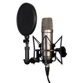 視聽影訊 正品公司貨 附避震架 澳州 RODE NT1-A (RDNT1A) 錄音室電容麥克風 另sennheiser