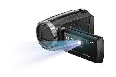 *大元.台北*【現金優惠】SONY HDR-PJ675 投影攝影機 高倍望遠 公司貨