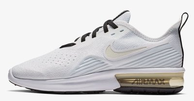 [CJH]免運 NIKE WMNS AIR MAX SEQUENT 4 女跑鞋 AO4486-101