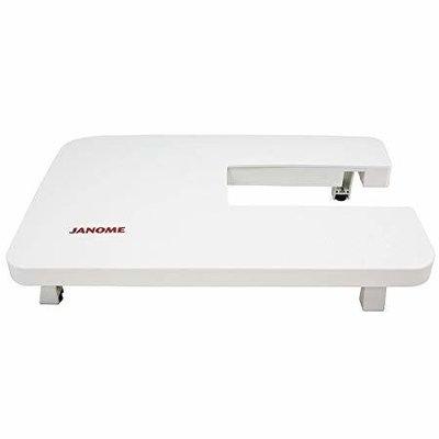 【松芝拼布坊】 車樂美 原裝 JANOME 3160、J890、A8000、J885 專用輔助板 輔助桌