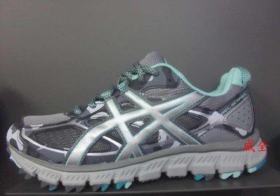【威全全能運動館】亞瑟士 ASICS GEL-SCRAM 3慢跑鞋 現貨保證正品公司貨 女款T6K7N-1193